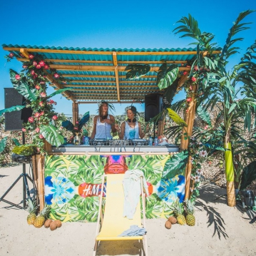 We Can Dance - Beach - Zomer - Tropical
