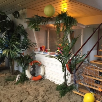 beach - tropical -zomer